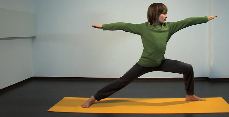 Kinder Yoga Bild 05