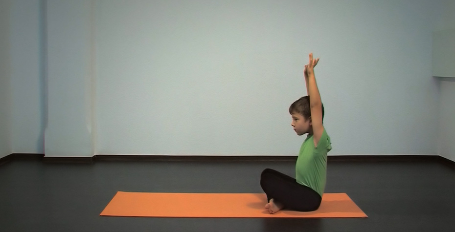 Kinder Yoga Bild 08