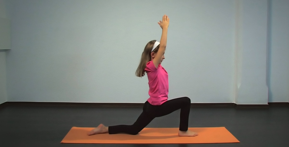 Kinder Yoga Bild 10